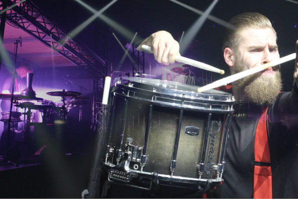 DrumSpirit Live!