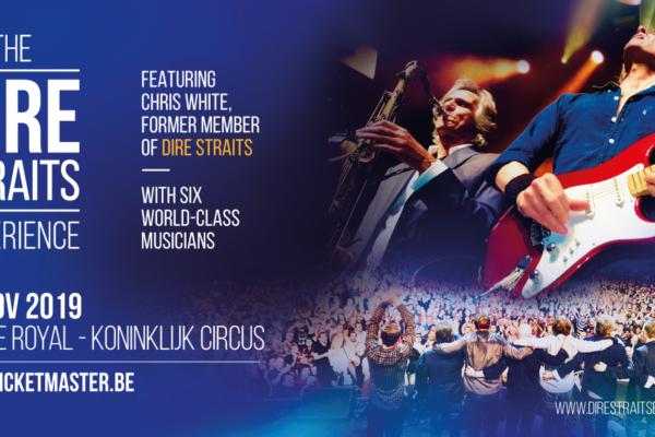 Dire Straits Experience 2019 tour