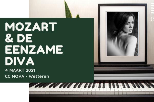 Mozart en de eenzame diva